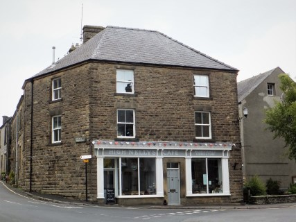Cafe for sale in Tideswell, Peak District