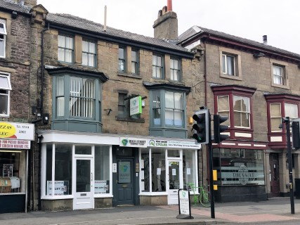 shop to let in Buxton