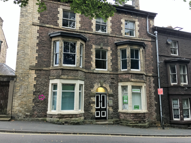 Ground floor commercial unit in Buxton